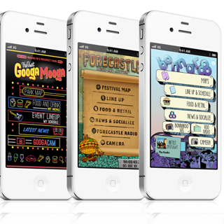 Aloompa 2012 Fest App Platform