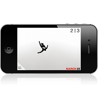 Mad Men iPhone Game App Screenshot