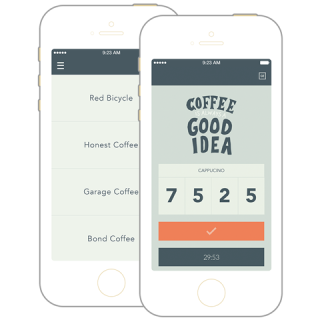 12oz - Unlimited Coffee Club iOS App